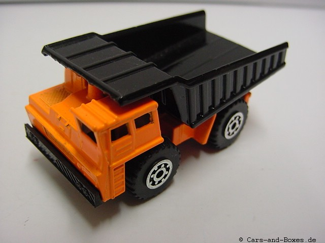 Faun Dump Truck / Earth Mover (09-H/53-E) - 66018