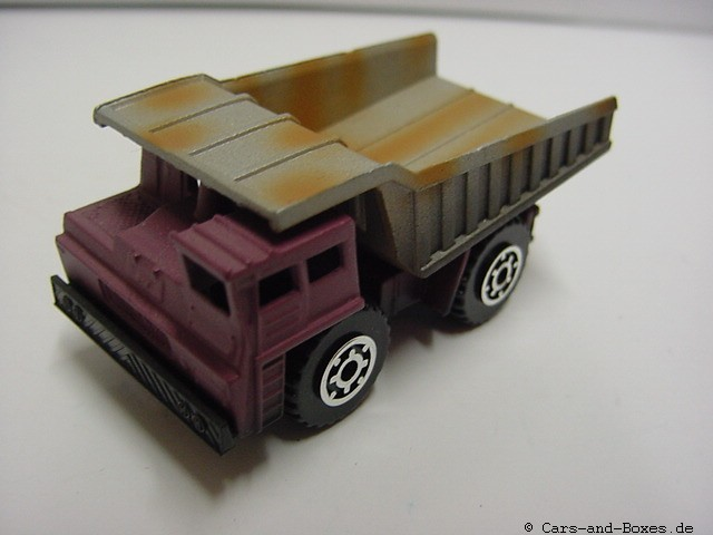 Faun Dump Truck / Earth Mover (09-H/53-E) - 66026