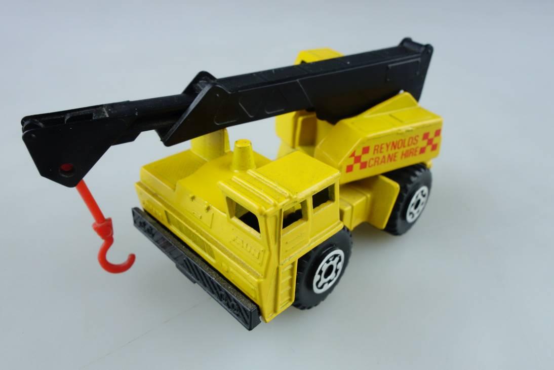 Faun Mobile Crane Truck (42-E) - 66162