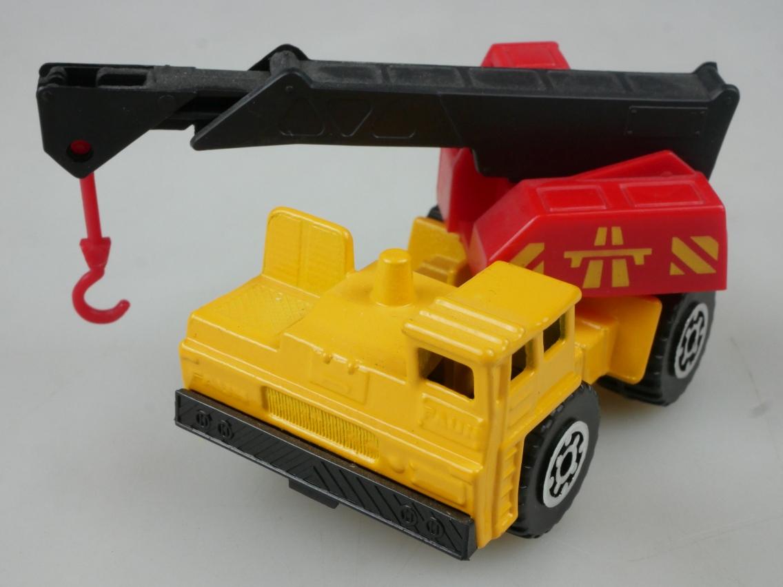 Faun Mobile Crane Truck (42-E) - 66277