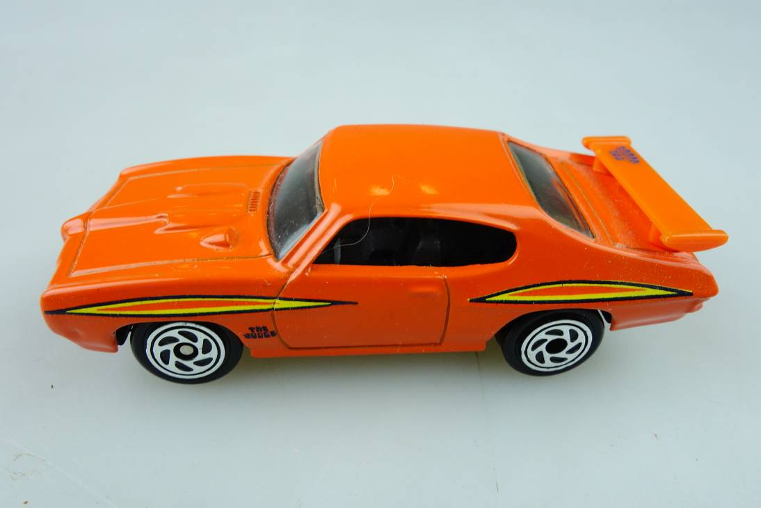 '70 Pontiac GTO Judge (70-H/64-G) - 66312