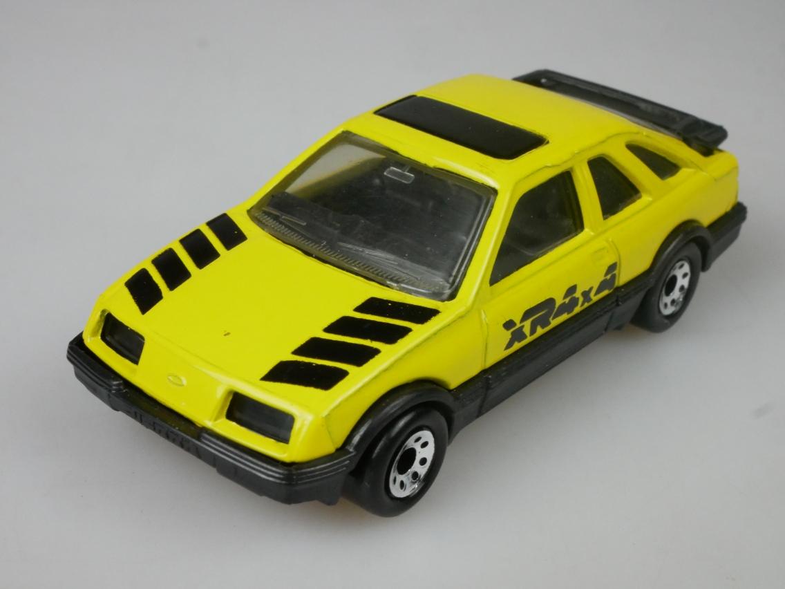 Ford Sierra XR4i (15-D/55-E/40-E)  - 66355
