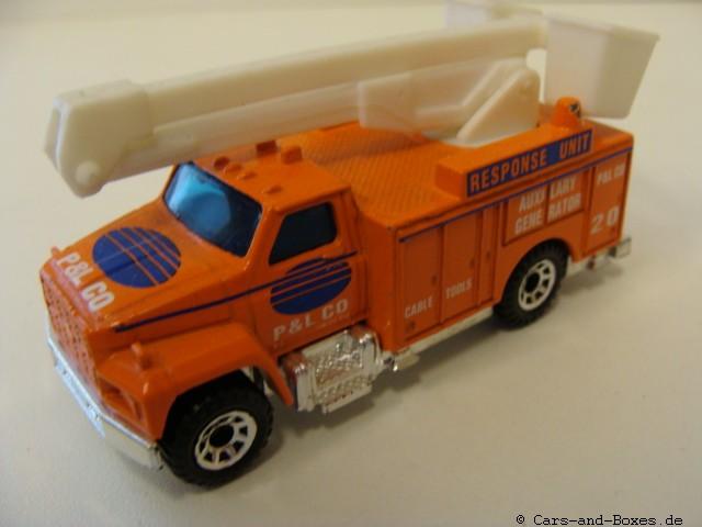 Utility Truck (33-G/74-I) - 66441