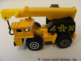 Faun Mobile Crane Truck (42-E) - 66443