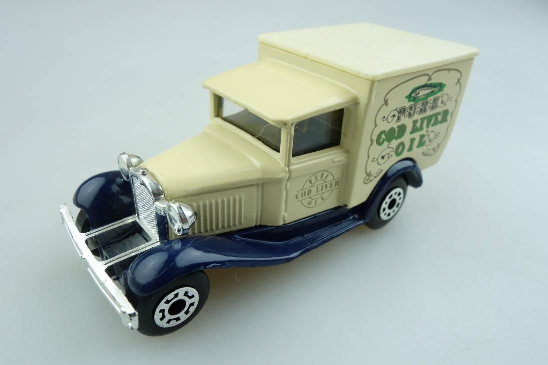 """Ford Model 'A' Van """"Cod Liver Oil"""" (38-E/76-C) - 66519"""