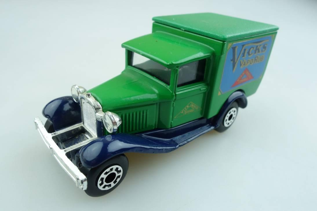 """Ford Model 'A' Van """"Vick"""" (38-E/76-C) - 66522"""