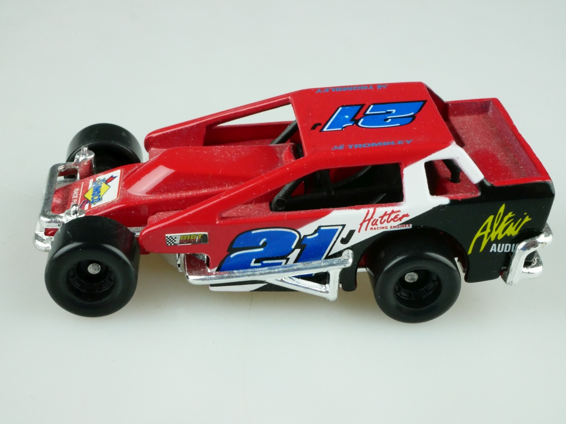 Dirt Racer MB 217-14 ALFAIR AUDIO #21 Jeff Trombley - 66812