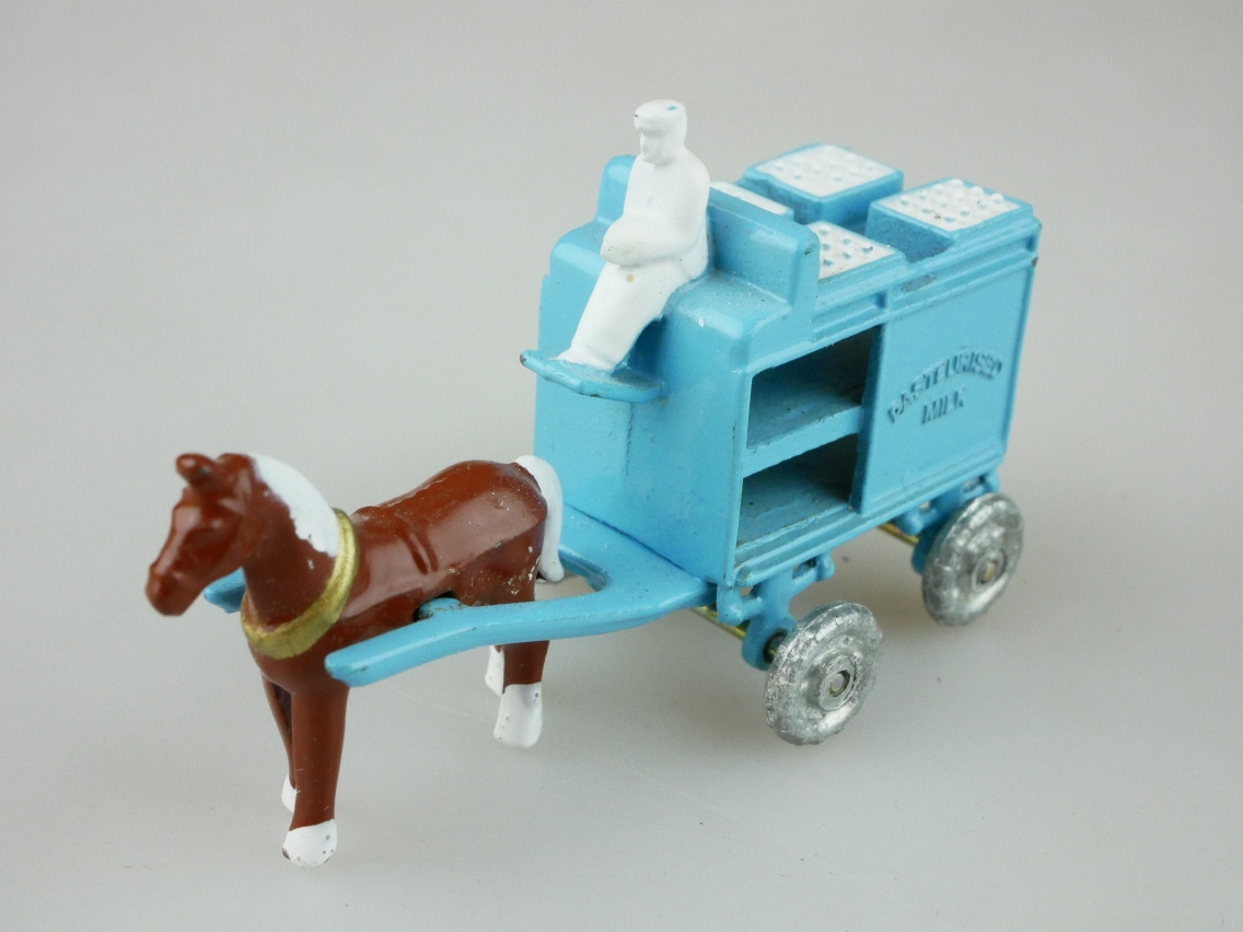 Matchbox Originals No. 07 Milk Float - 66828