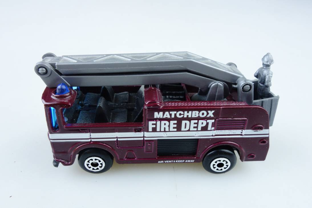 Snorkel Fire Engine (63-E/13-E) - 67189