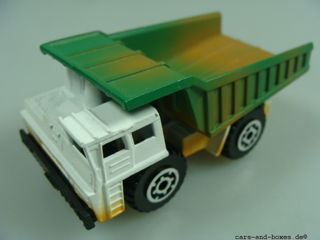 Faun Dump Truck / Earth Mover (09-H/53-E) - 67200