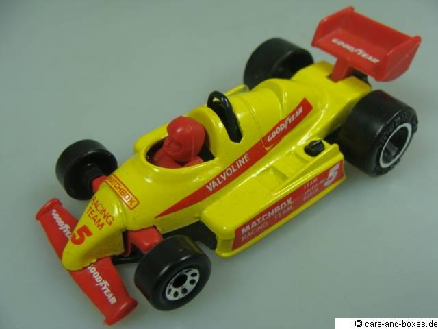 F.1 Racer yellow (65-D/16-D/06-D) - 67779