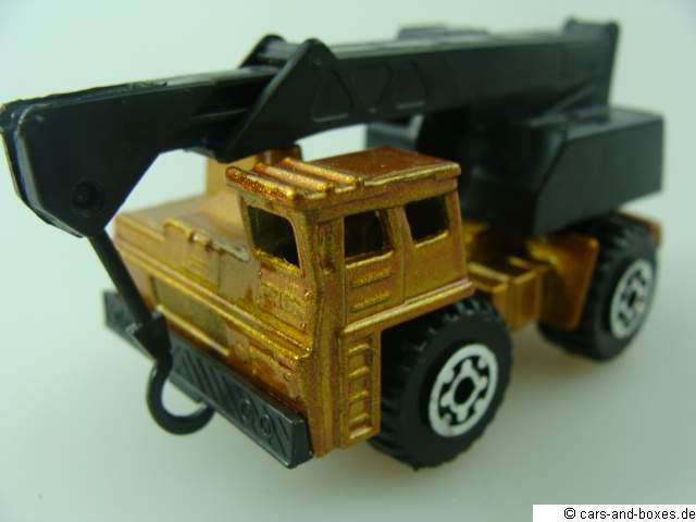 Faun Mobile Crane Truck (42-E) - 68159