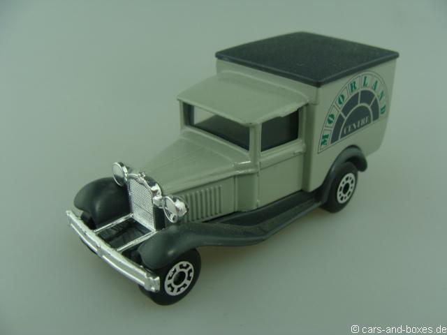 """Ford Model 'A' Van """"MOORLAND"""" (38-E/76-C) - 68329"""