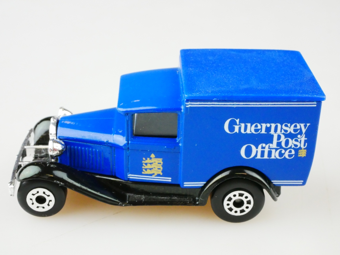 """Ford Model 'A' Van """"Guernsey Post Office"""" (38-E/76-C) - 68342"""