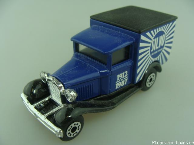 "Ford Model 'A' Van ""Silvo"" (38-E/76-C) - 68343"