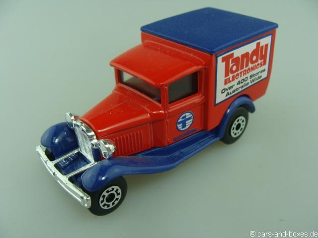 "Ford Model 'A' Van ""Tandy Electronics"" (38-E/76-C) - 68345"
