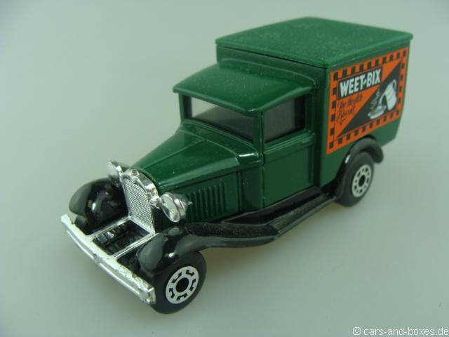 """Ford Model 'A' Van """"WEET-BIX"""" (38-E/76-C) - 68351"""