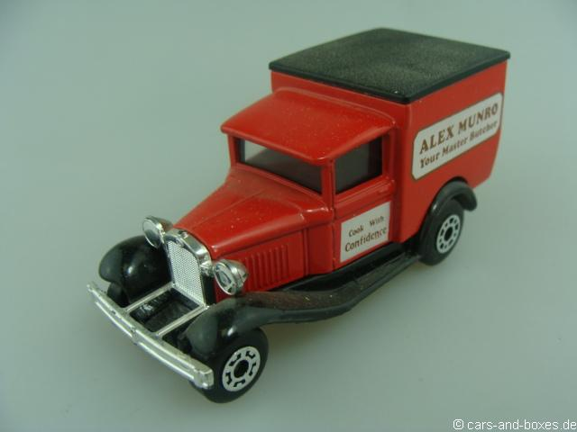 "Ford Model 'A' Van ""ALEX MUNRO"" (38-E/76-C) - 68361"