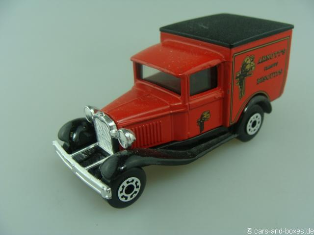 "Ford Model 'A' Van ""ARNOTT'S BISCUITS"" (38-E/76-C) - 68362"