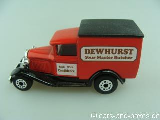 "Ford Model 'A' Van ""DEWHURST MASTER BUTCHER"" (38-E/76-C) - 68364"