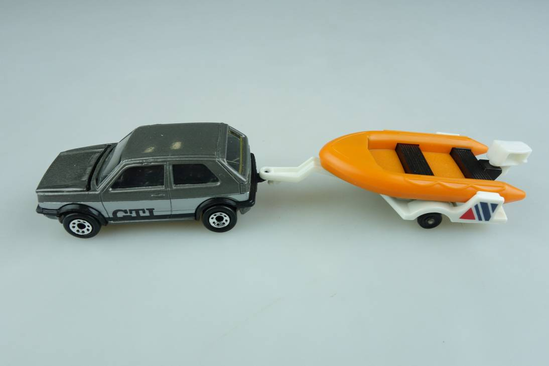 TP-120 VW Golf & Inflatable - 69006