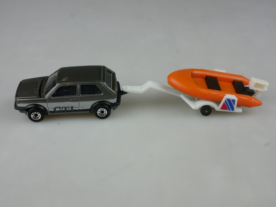 TP-120 VW Golf & Inflatable - 69027