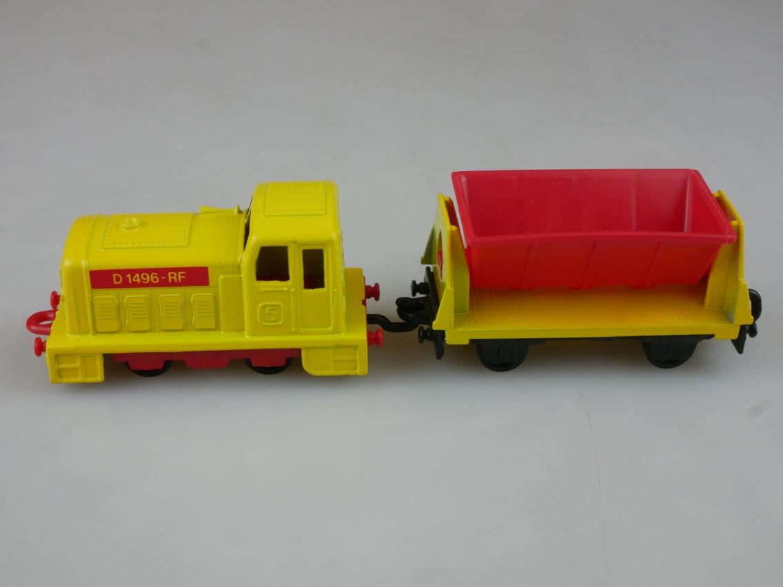 TP-125 Shunter & Side Tipper - 69028
