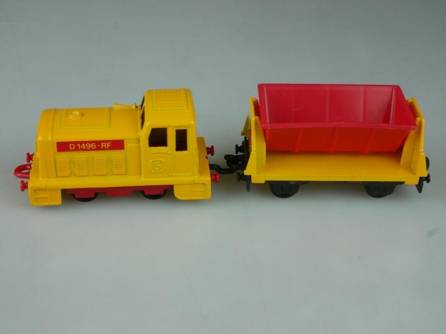 TP-125 Shunter & Side Tipper - 69034