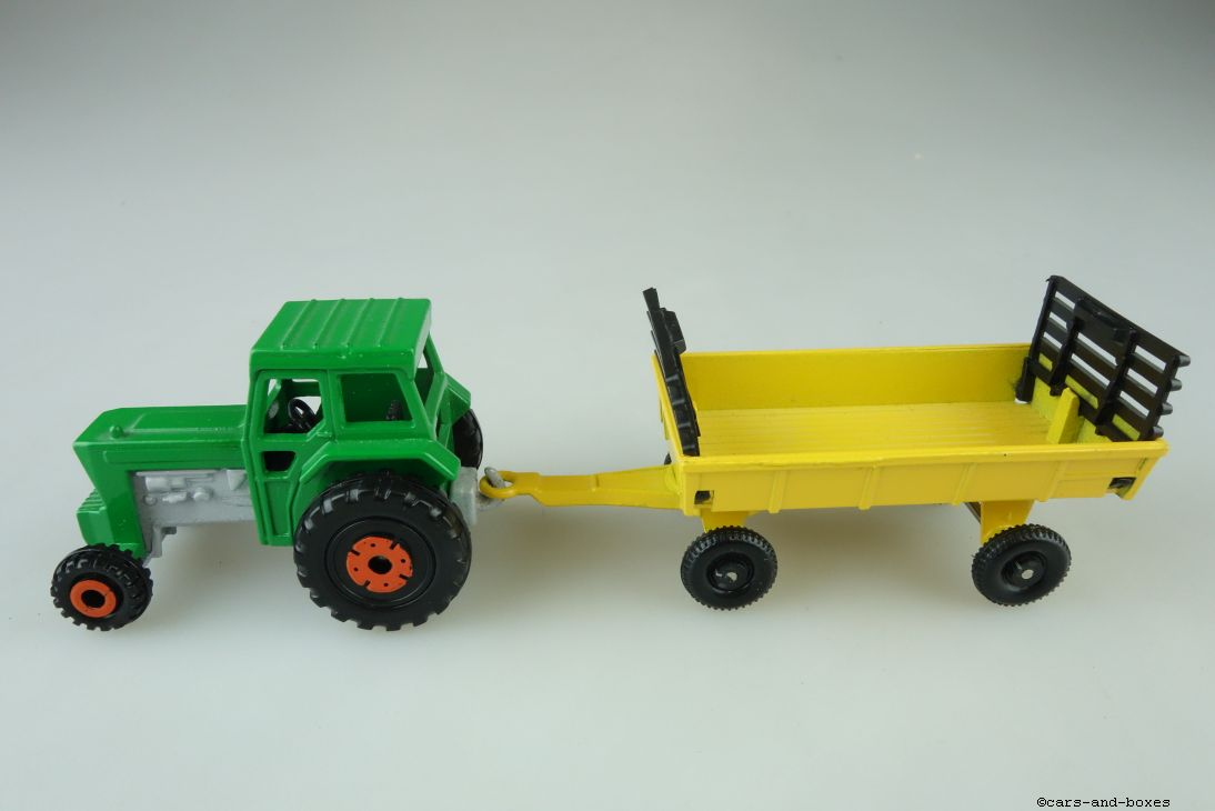 TP-108 Ford Tractor & Trailer - 69088