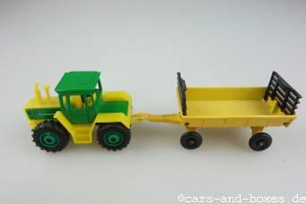 TP-126 Mercedes Tractor & Trailer - 69151