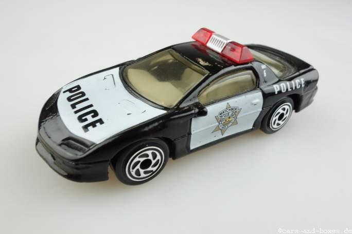 Camaro Z-28 Police (59-H/56-J) - 69364