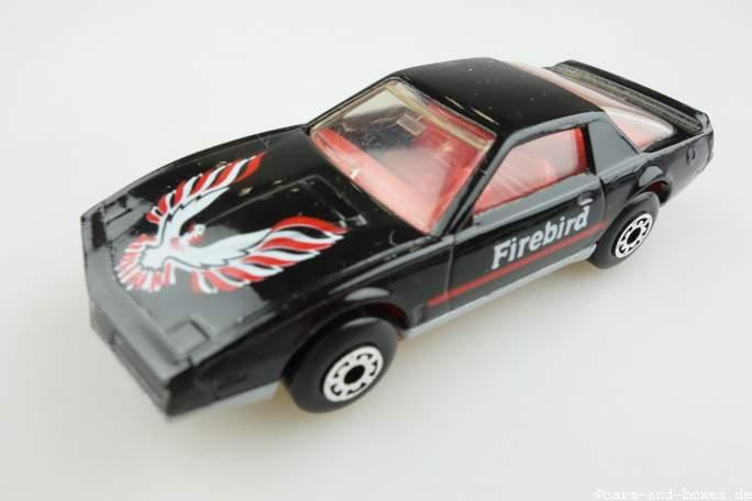 Pontiac Firebird SE black (12-E/51-E) - 69375