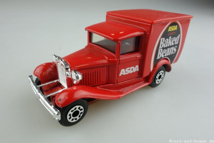 """Ford Model 'A' Van """"ASDA"""" (38-E/76-C) - 69391"""
