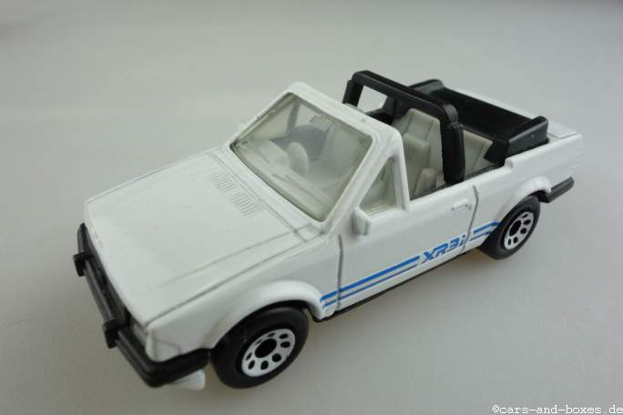Ford Escort XR3i Cabriolet (17-E/37-G) - 69524