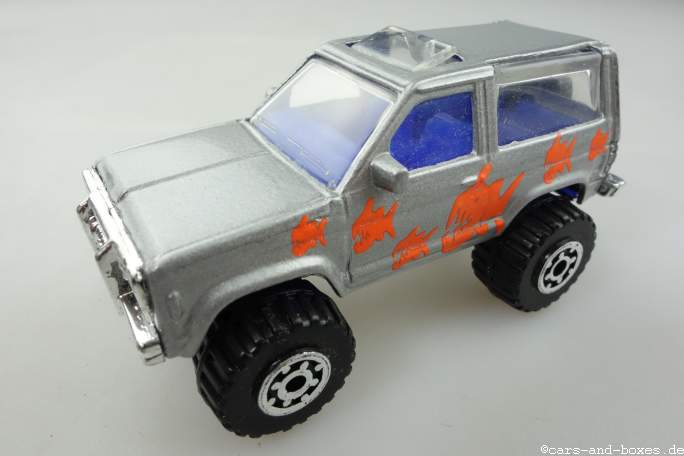 Ford Bronco II (39-E/35-G) - 69837