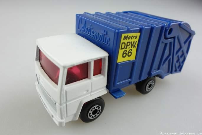 Refuse Truck weiß (36-D) - 69882