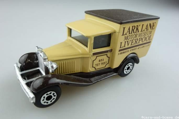 """Ford Model 'A' Van """"Lark Lane"""" (38-E/76-C) - 69949"""