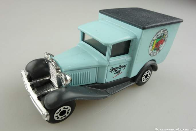 """Ford Model 'A' Van """"Chester Toy Museum"""" (38-E/76-C) - 69950"""