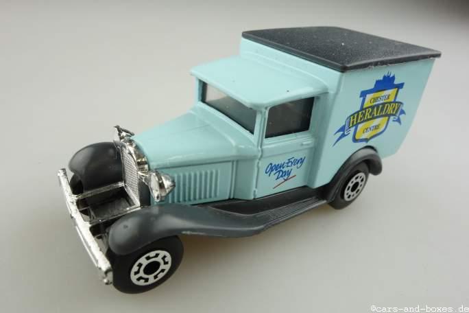 """Ford Model 'A' Van """"Chester Heraldry Center"""" (38-E/76-C) - 69951"""