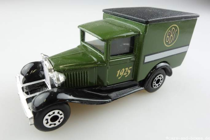 "Ford Model 'A' Van ""BBC 1925"" (38-E/76-C) - 69956"