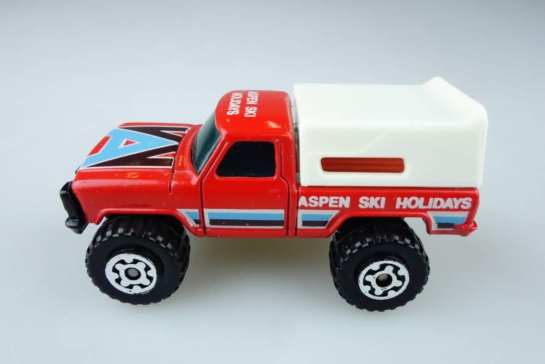 4x4 Mini Pick Up (22-D/35-E) - 69989