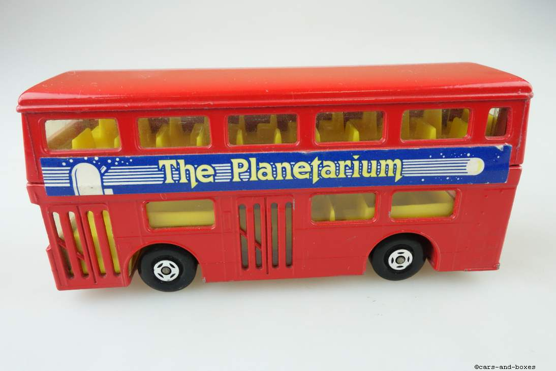 K-015B Bus The Londoner - The Planetarium - 76611