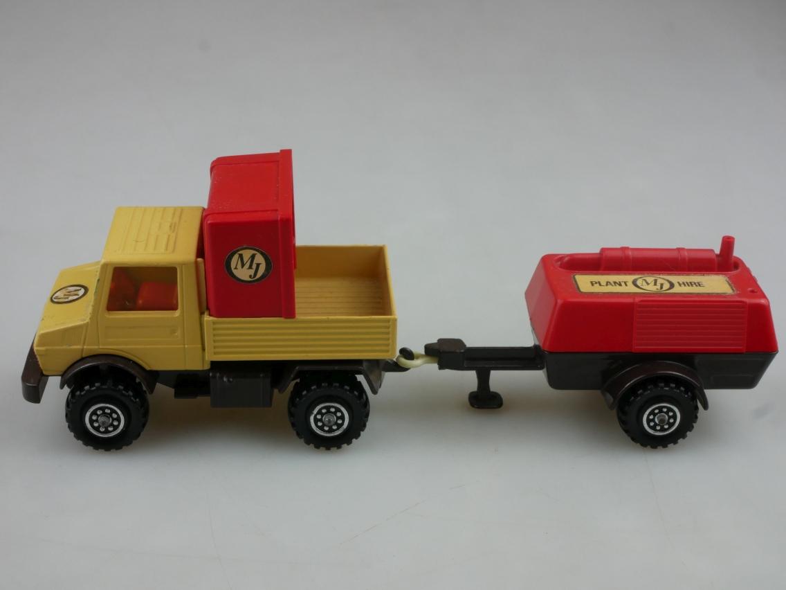 K-030B Unimog & Compressor - 77124