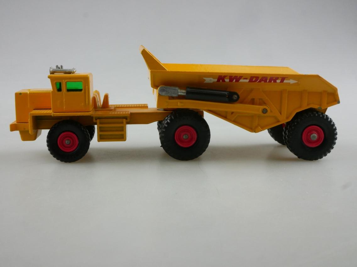 K-02B K.W. Dart Dump Truck - 80981