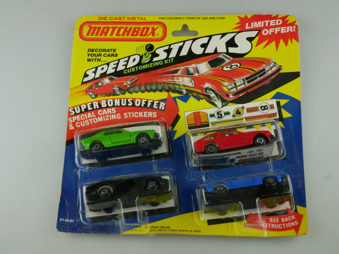 01-30-01 US Speed Sticks - 85001
