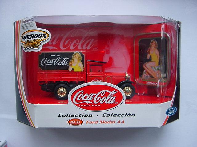 91628 1932 Ford AA Lkw Coca Cola - 47489