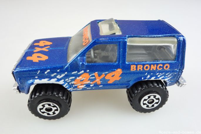 Ford Bronco II (39-E/35-G) - 95172