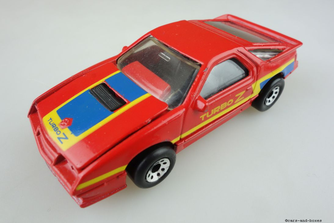 1984 Dodge Daytona Turbo Z (28-E) - 95232