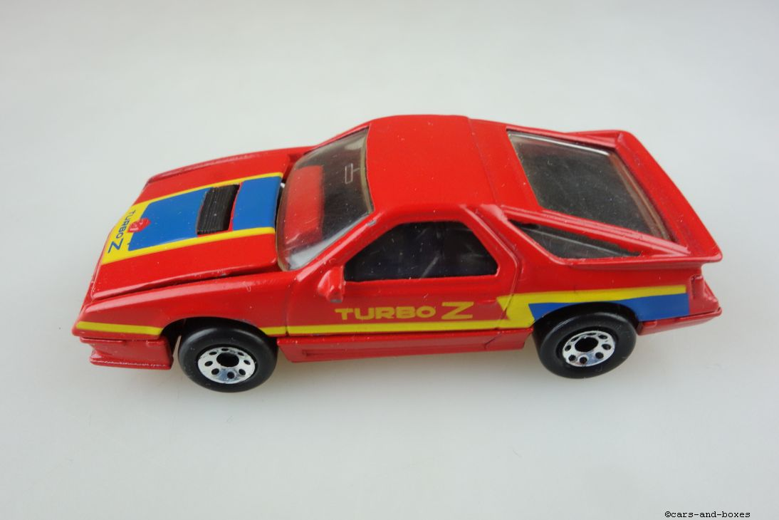 1984 Dodge Daytona Turbo Z (28-E) - 95232