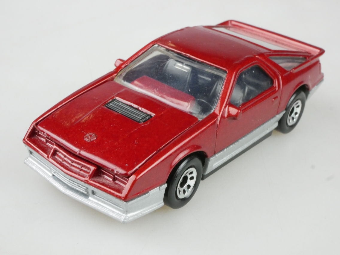 1984 Dodge Daytona Turbo Z (28-E) - 95241